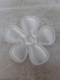 Bloem 3.5 cm wit
