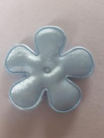 Bloem 3.5 cm licht blauw