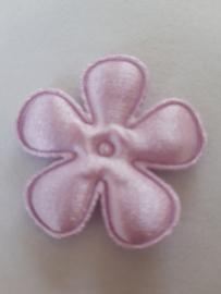 Bloem 3.5 cm licht lila