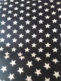 Zwart met sterren