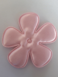 Bloem 6.5 cm roze