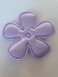 Bloem 3.5 cm lila