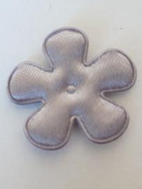 Bloem 2.5 cm grijs
