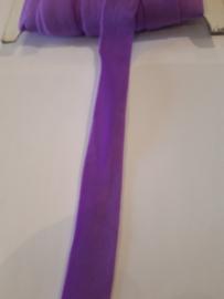Elastisch biasband lila