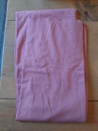 100 x 75 cm effen oud roze