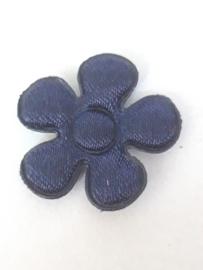 Bloem applicatie blauw