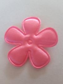 Bloem 3.5 cm neon roze