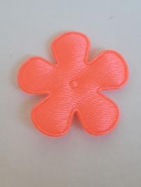 Bloem 2.5 cm neon roze 2