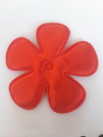 Bloem 6.5 cm rood