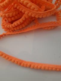Mini Bolletjes neon oranje