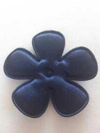 Bloem 47 mm donker blauw