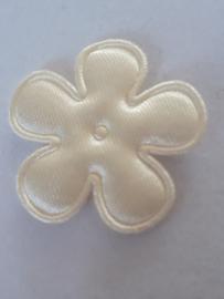 Bloem 2.5 cm creme