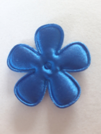 Bloem 3.5 cm blauw royal