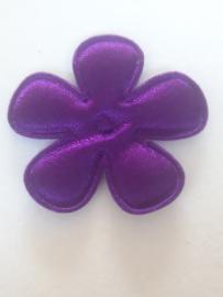 Bloem 3.5 cm paars