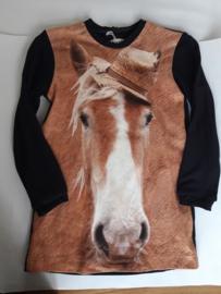 Jurkje Paard maat 116/122 trico