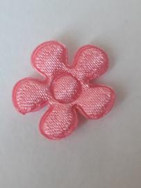 Bloem applicatie roze
