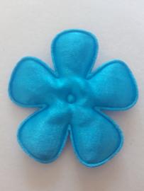 Bloem 47 mm aqua blauw