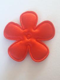 Bloem 3.5 cm rood