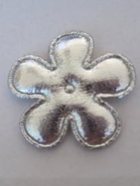 Bloem 2.5 cm zilver