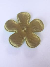 Bloem 3.5 cm groen leger