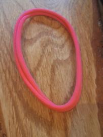 Haarbandjes smal roze