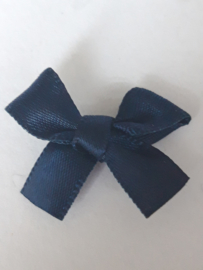 Strikjes blauw 20 x 30 mm