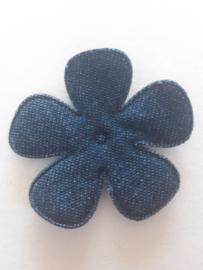 Bloem 47 mm spijkerbroek blauw