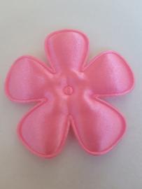 Bloem 47 mm neon roze