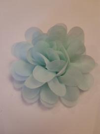 haar bloem 7 cm. Mint