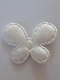 vlinder 25 x 20 mm