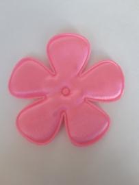 Bloem 6.5 cm neon roze