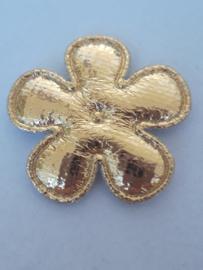 Bloem 2.5 cm gif goud