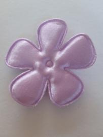 Bloem 47 mm roze/lila
