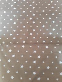 Donker blauw met sterren