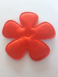 Bloem 47 mm rood