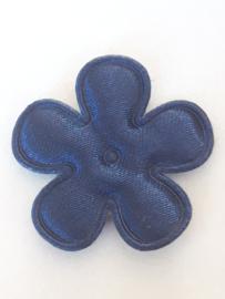 Bloem 2.5 cm blauw navy