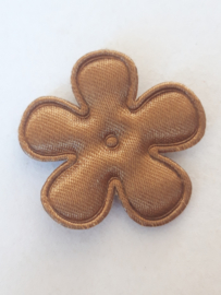 Bloem 2.5 cm bruin