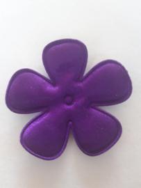 Bloem 47 mm paars