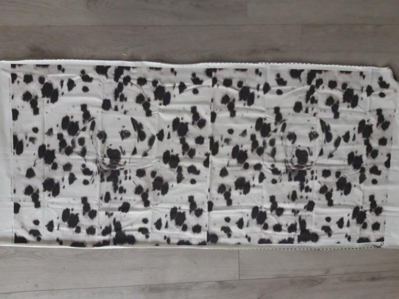 Trico paneel dalmatier