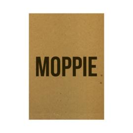 Ansichtkaart - Moppie