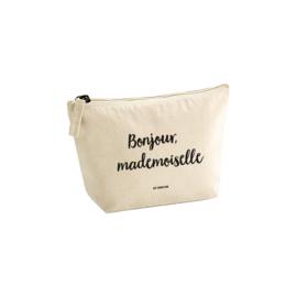 Toilettasje - Bonjour, mademoiselle