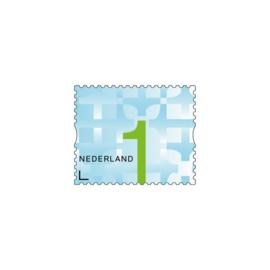 Postzegel Nederland 1