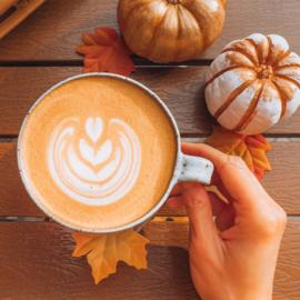 ECHTE Pumpkin Spice Latte recept
