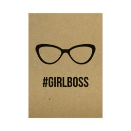 Kraft poster -  #GIRLBOSS