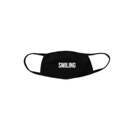 Mondkapje - Smiling