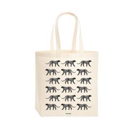Premium tas - Luipaarden