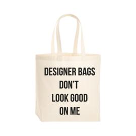 Premium tas - Designer bags don't look good on me