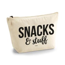 Snack tas groot - Snacks & stuff