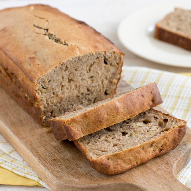 Voor jou: Gezond banana bread recept