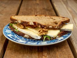 Boerenboterham-volkoren desem brood, Brie